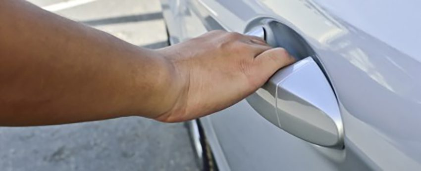 Locked out? Paule Towing can unlock your car.