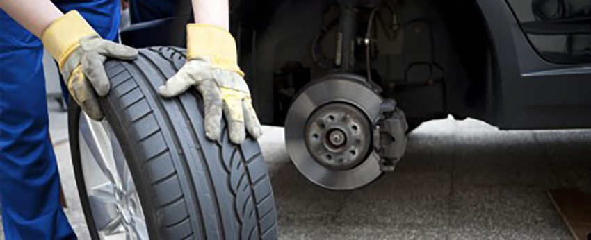 Paule Towing can help change your tire.