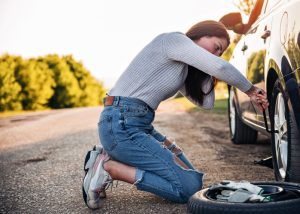 Flat Tire Repair Belleville Illinois
